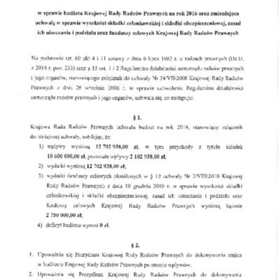 Uchwala nr 109_IX_2016 Krajowej Rady Radcow Prawnych z dnia 11 marca 2016 r.pdf