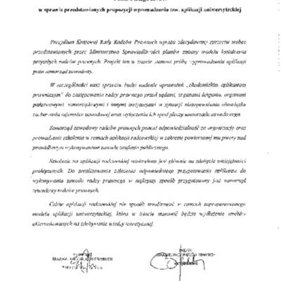 Stanowisko Prezydium KRRP 2018.02.06_tzw apliikacja uniwersytecka.pdf