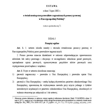2 - Ustawa - prawnicy zagraniczni t.uj..pdf